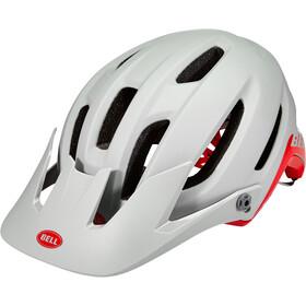 Bell 4Forty Helmet cliffhanger matte/gloss dark gray/crimson